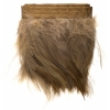 Coque Hackle 4-6in Value Strung 1Yd Copper